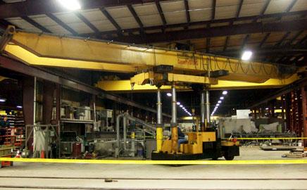 Overhead Crane Services