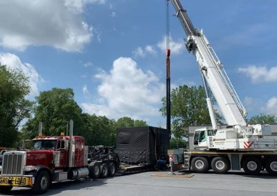 Rigging & Machinery Moving Services